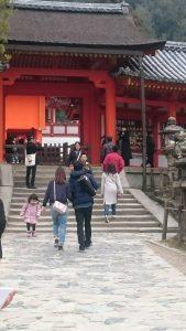 春日大社を始め、多くの観光資源に恵まれている奈良