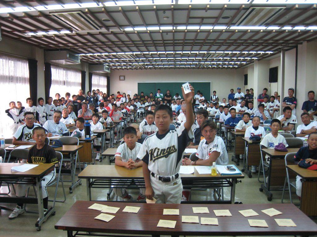 学童軟式野球③