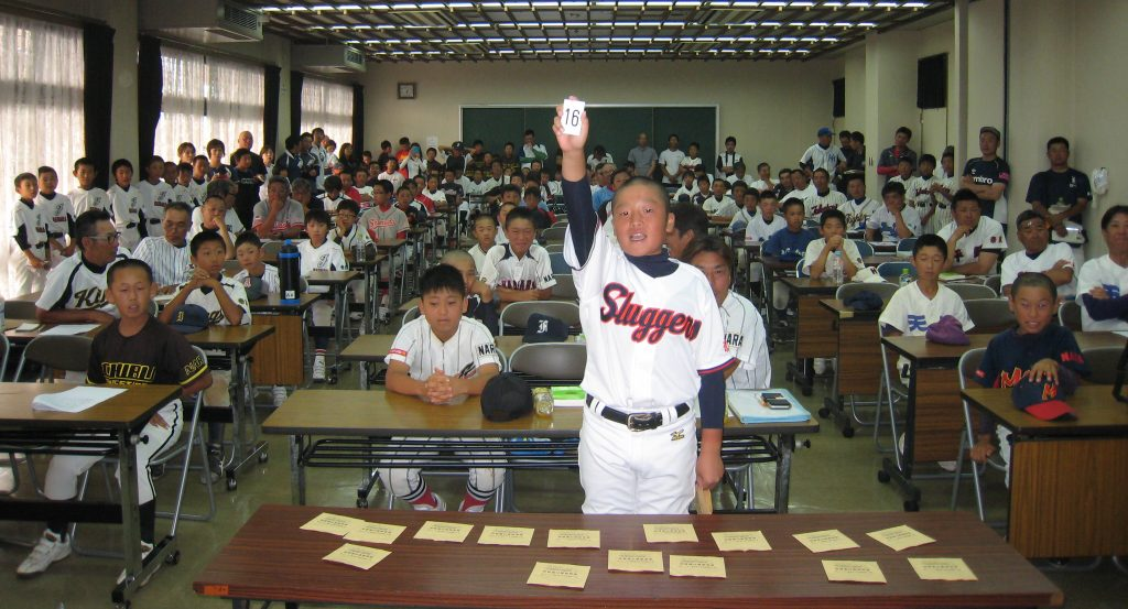 学童軟式野球②