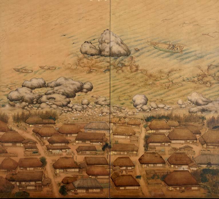 大正12(1923)年 日本美術展覧会首席入賞 個人蔵