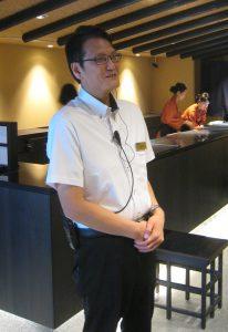 やまと人巡り 佐々木岳史さん(38)