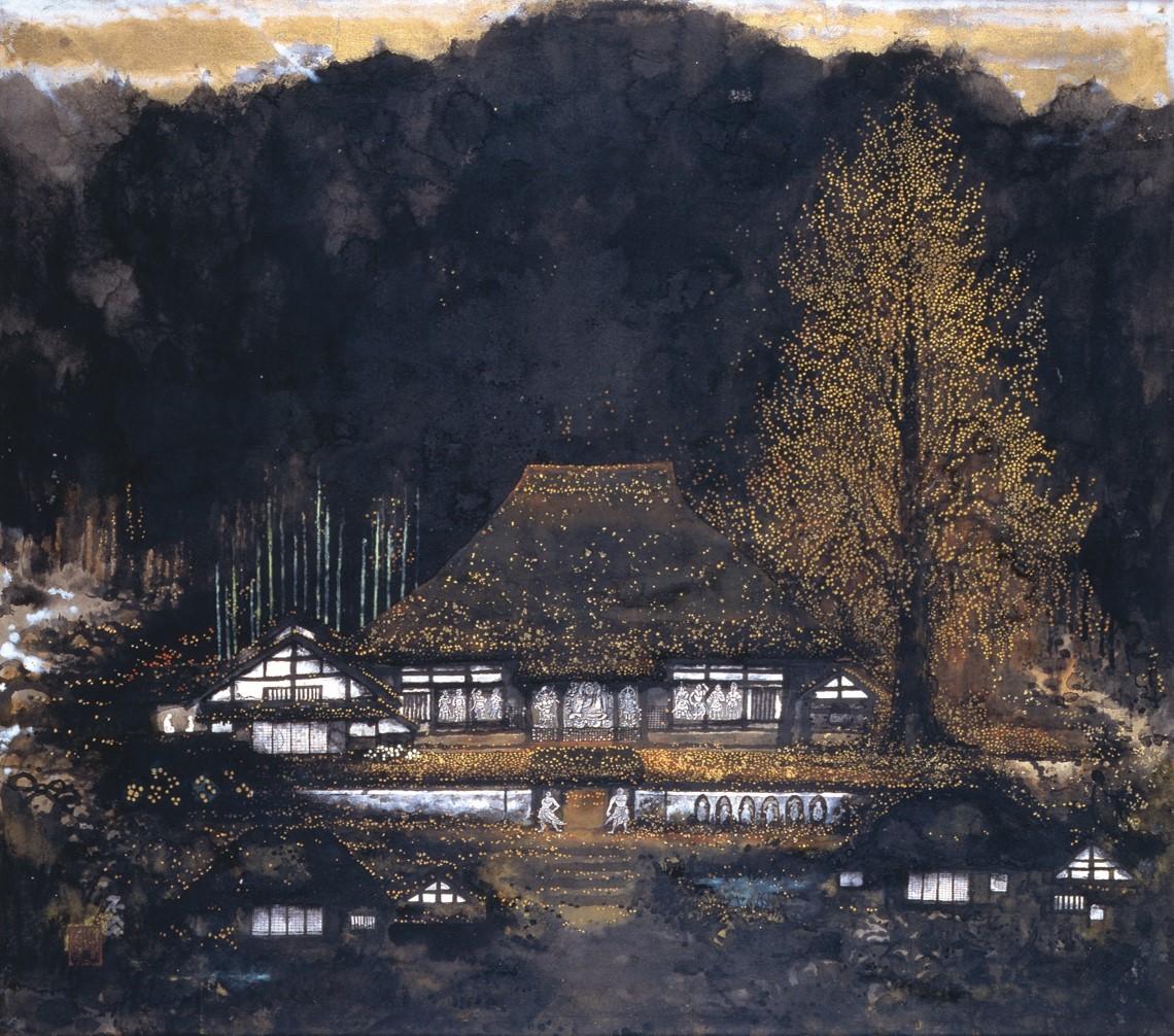 昭和49(1974)年頃 奈良県立美術館蔵