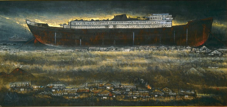 昭和44(1969)年頃 京都国立近代美術館蔵