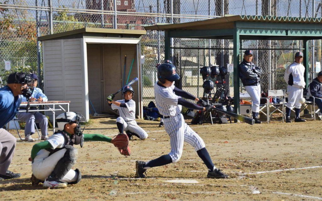 野球・ゲームP①